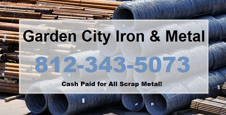 Garden City Iron and Metal 1-888-586-5322