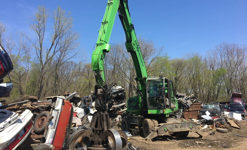 Indianapolis Scrap Metal Buyers 1-888-586-5322