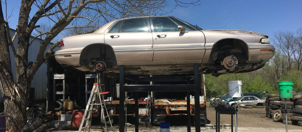 Indianapolis Junk Car Recyclers 1-888-586-5322