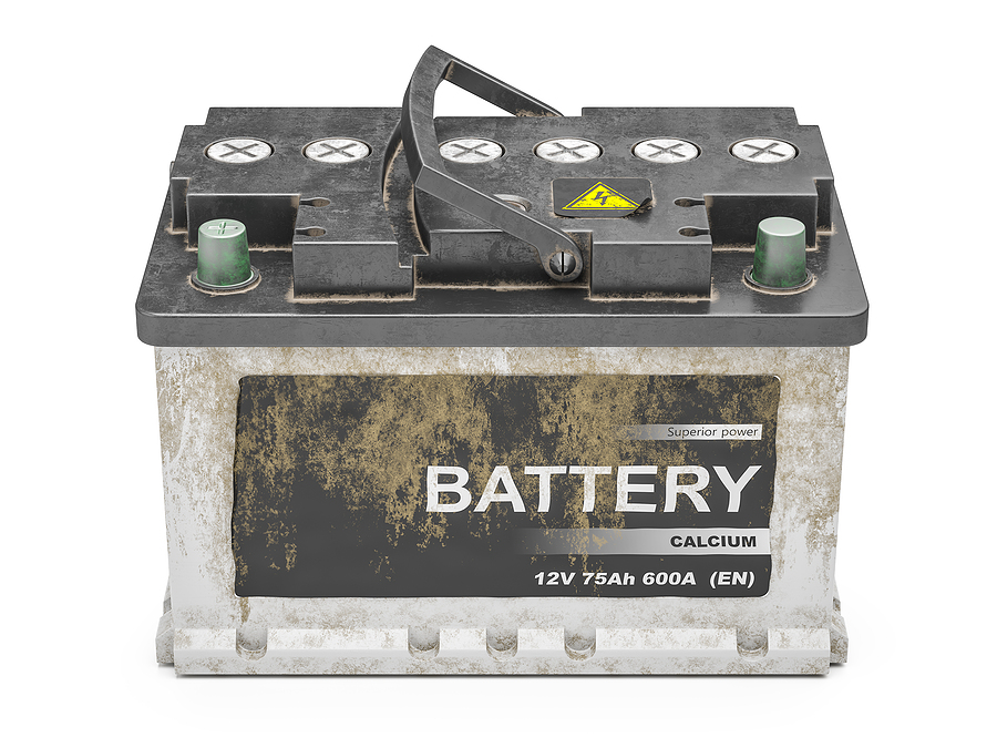 Used Car Battery Recycling