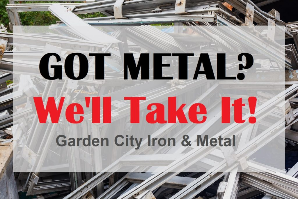 Indiana Scrap Metal Buyers 1-888-586-5322