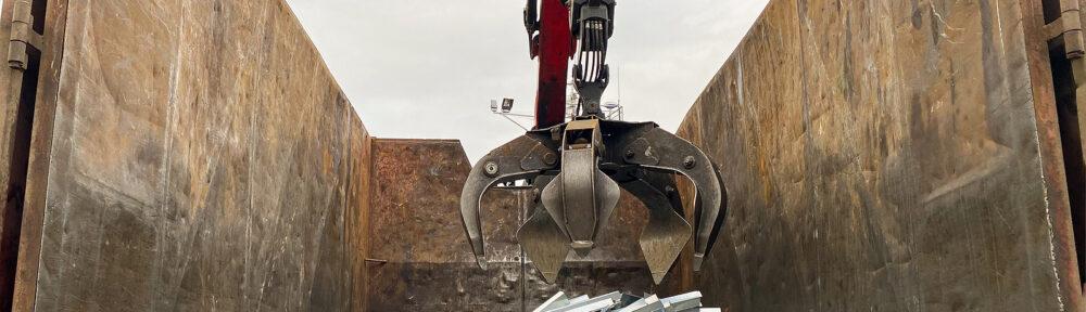 Indianapolis Scrap Metal Haul Away Service
